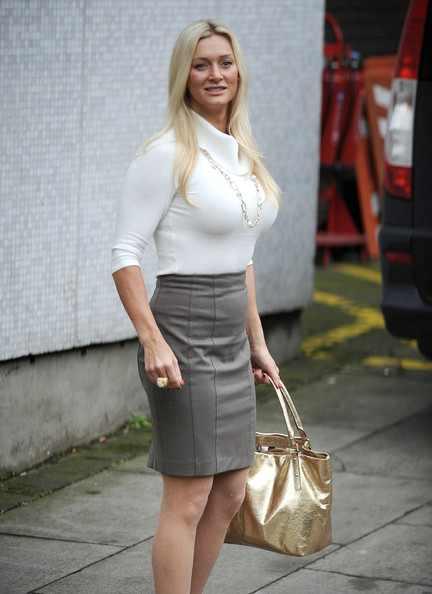 Leaked:Louise Redknapp Nude